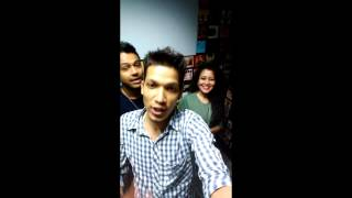 NEHA KAKKAR & TONY KAKKAR - SELFIE VIDEO - RAAJ JONES (INTERVIEW TEASER)