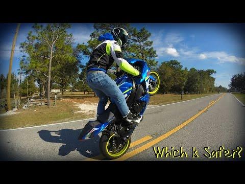 Wheelie Tips - Balance Point VS Chasing a Wheelie