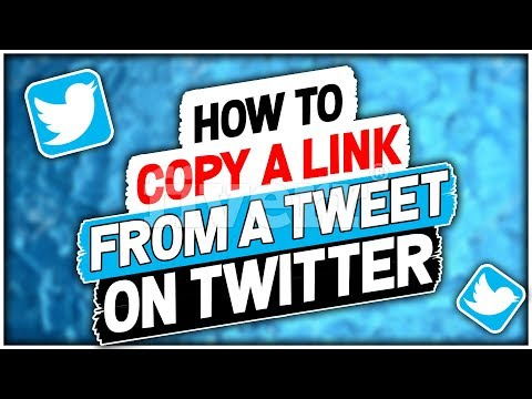 How To Copy A Link From A Tweet On Twitter