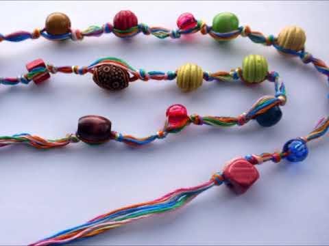 Easy to Make Boho Style Beaded Necklace