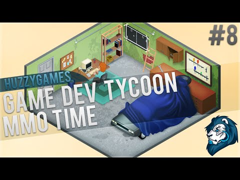 Game Dev Tycoon - MMO Time - #8