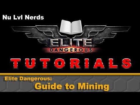 Elite Dangerous Guide to Mining