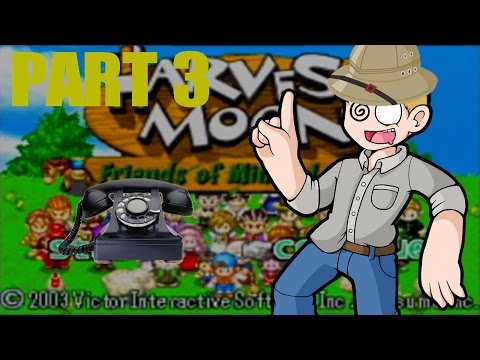 Harvest Moon FoMT Highlight Reel (Part 3)- The Great Phone Hunt