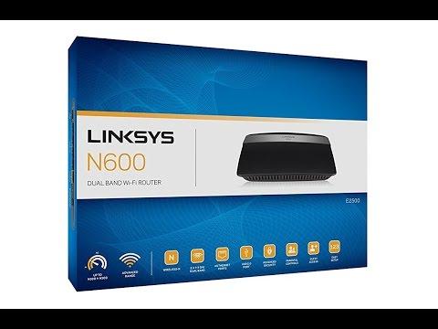 Hướng Dẫn Wi-Fi Router Linksys E2500: Cài Đặt Wi-Fi và Mật Khẩu