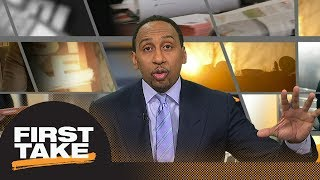 Stephen A. on JR Smith getting benched: I don