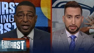 Is it time for Browns to hit the panic button? Nick and Cris discuss | NFL | FIRST THINGS FIRST