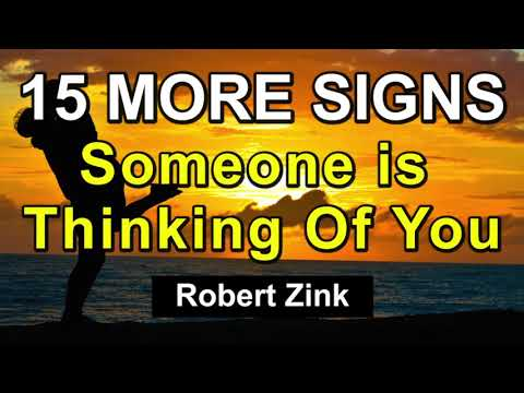 15 More Signs Someone is Thinking of You - Signs from the Universe and LOA