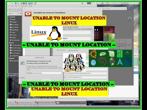 Solution to LINUX error