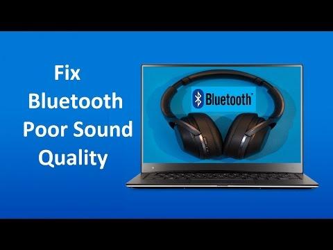 Fix Windows 10 Bluetooth Audio Quality!! - Howtosolveit