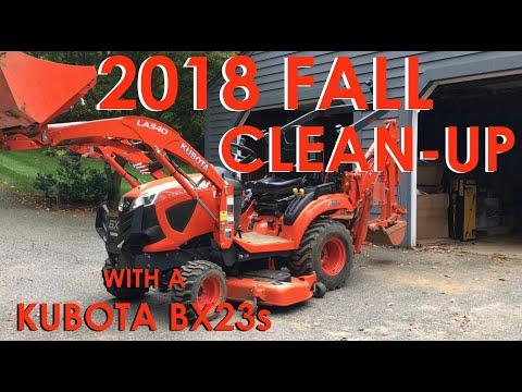 Options For Kubota BX23s BX2380 BX2680 Tractors! Backhoe Thumb, 3rd