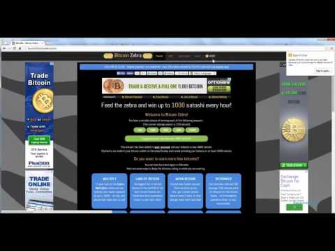Earn Free Bitcoins from