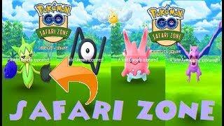 Pokemon Go Dortmund Safari Zone - 9X Shiny Roselia, 2X Shiny Aerodactyl, 2X 100%IV Unown + More