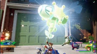 Kingdom Hearts 3 - D23 Expo Trailer Rewind Theater