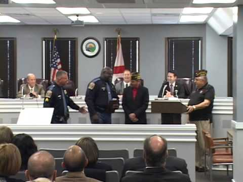Law Enforcement Of the Year Awards Presented