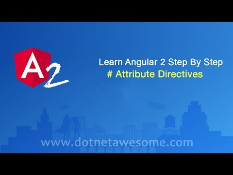 Angular 2 attribute directives