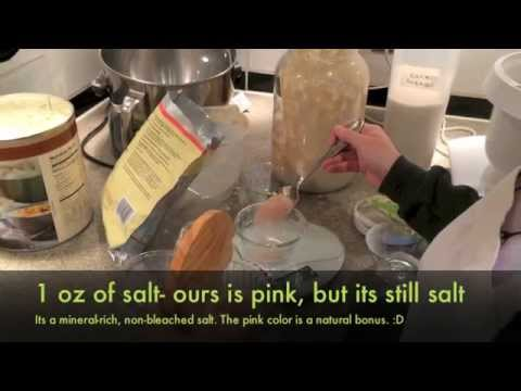 Sourdough Basics- Episode 9: Bread