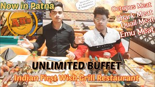 Absolute Barbecues Now In Patna   Unlimited Food Just ₹599   Top Restaurant in Patna Bihar