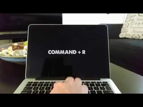 How to reset login password on a Macbook pro OS X