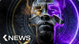 All Marvel Cinematic Universe Phase 4 Movie Announcements... KinoCheck News Special