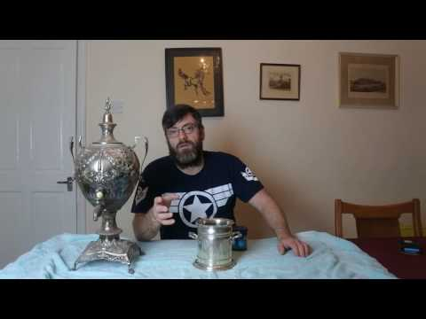 How to Clean Polish Sterling Silver & Silver Plate With Out Doing Damage