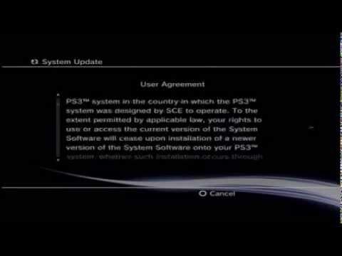 PS3 Demonstration Mode Reverter  4.50 /4.53