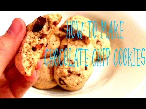 ✿ How to make Chocolate Chip Cookies | Easy Recipe | It's Time to Cook!