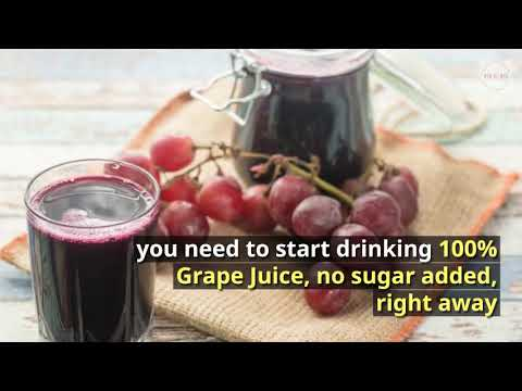 How To Prevent Stomach Flu With Grape Juice