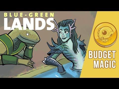 Budget Magic: $96 (41 tix) UG Lands (Standard)