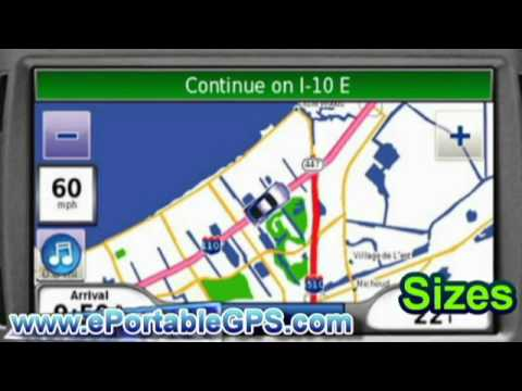How to Compare Portable GPS Navigation Systems