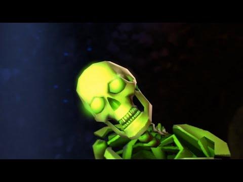 TF2 Deathrun (dr_dungeon) map trailer