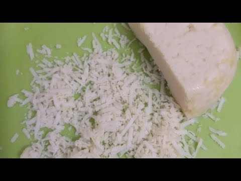 MOZZARELLA CHEESE WIYHOUT RENNET IN 5 MINUTES//HOW TO MAKE MOZZARELLA CHEESE AT HOME WITHOUT RENNET