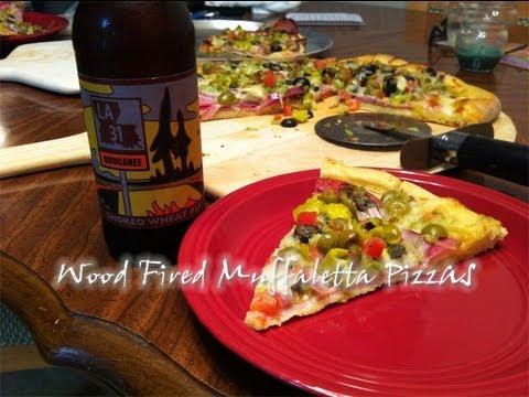 Muffaletta Pizza Recipe