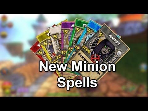 Wizard101 HD | New Level 75 Minions