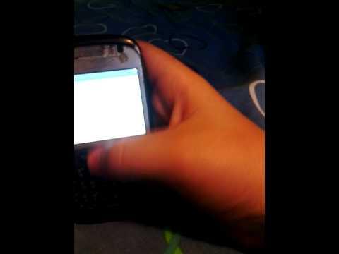 Facebook Messenger En BlackBerry Curve 9220?