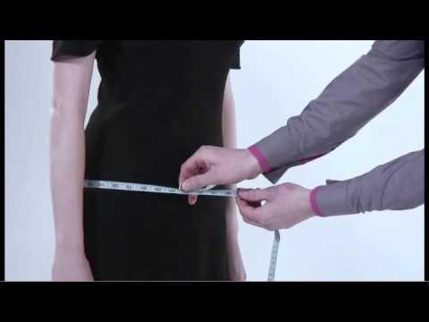 How To Measure Wedding Dress Size From Inweddingdresscom