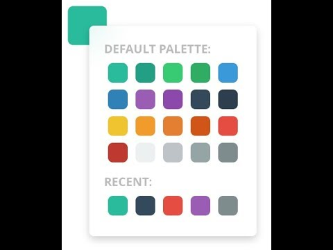 Add HTML5 Color Picker Feature On Website Using ColorPick.js