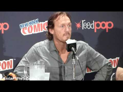 Jerome Flynn from Game of Thrones answers fan's Q&A at New York Comic Con 2013