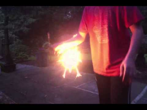Fire Flipping