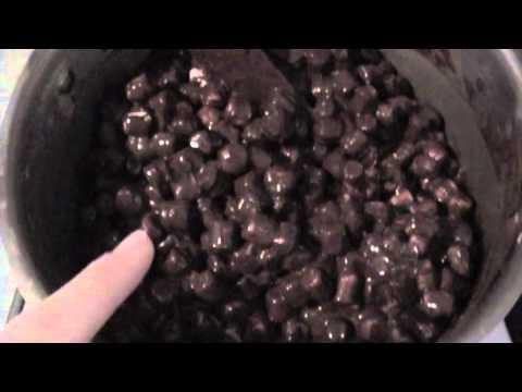 Christmas Baking: Confetti Bars