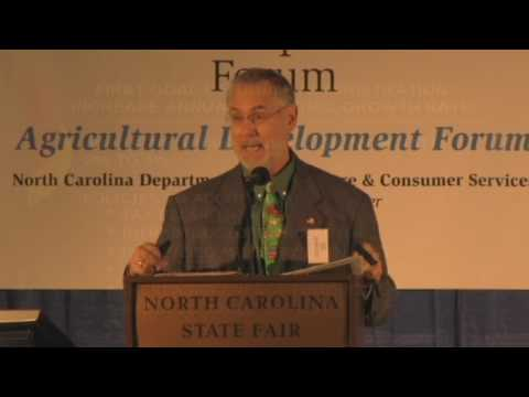 2017 Ag Development Forum: Dr. Michael Walden