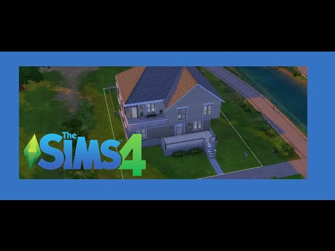 The Sims 4 - Pre Built Rooms