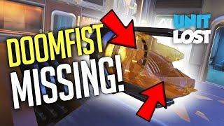 Overwatch News - DOOMFIST MISSING! PTR Update!!