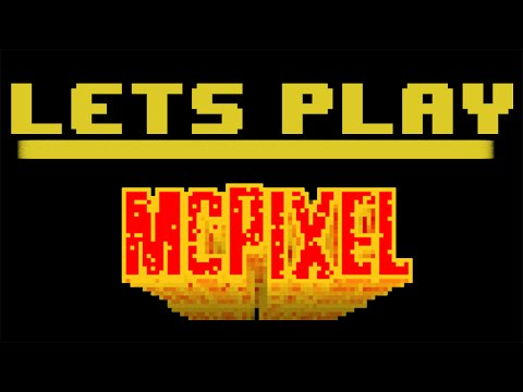 Lets Play... McPixel