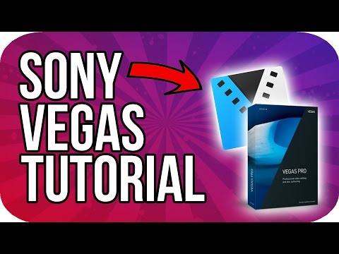 How To Edit With Sony Vegas Pro 14! Magix/Sony Vegas Tutorial (2016/2017)