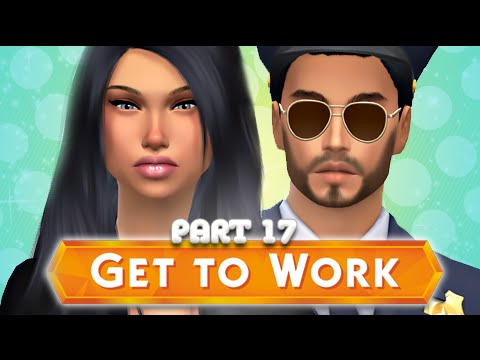 The Sims 4 | Get To Work | Part 17 - Senior Detective!