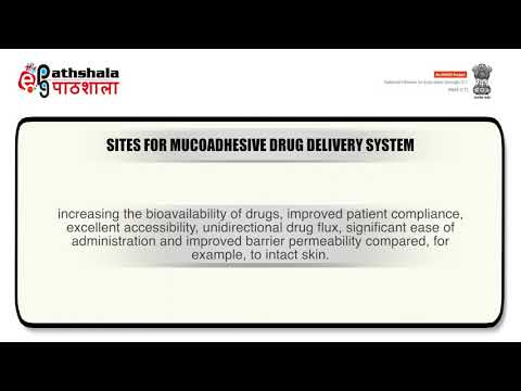 Mucosal drug delivery Part 1