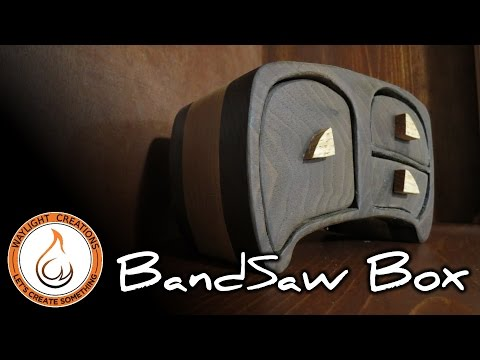 Make A Retro Band Saw Box
