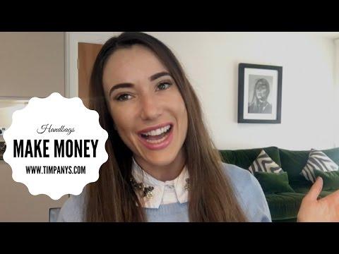 How to make money selling handbags