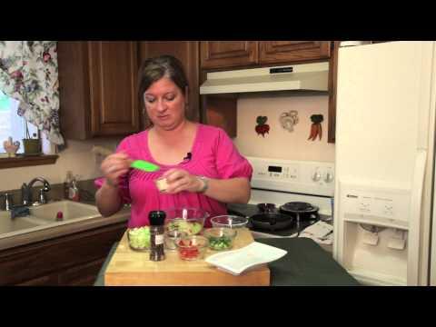 Boiled Chicken Salad : Kickin' Chicken Recipes