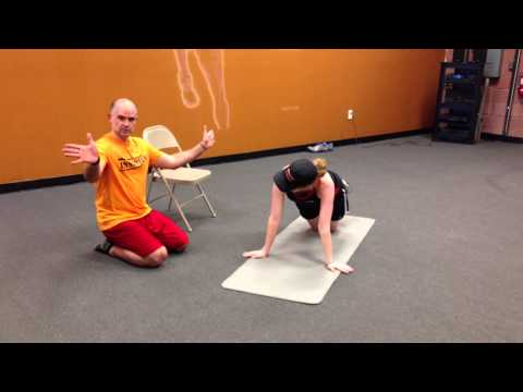 Coach Mike's Tips - how women can build upper body strength
